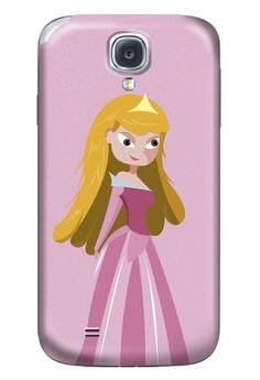 Aurora Glossy Hard Case for Samsung Galaxy S4