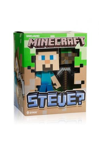 Jinx Minecraft Steve Vinyl 461EFES831FE8CGS_1