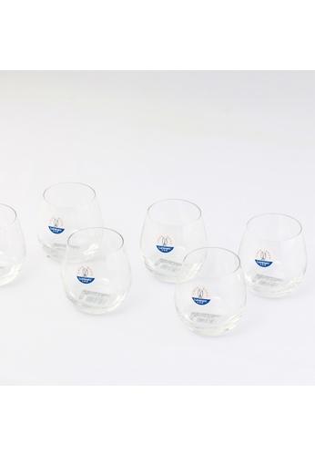 Luminarc Luminarc 6 Pcs Glass Set 320ml - Hermitage 73C6EHL00E8C3DGS_1