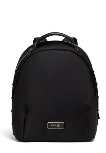 Lipault black Lipault Business Avenue Backpack S 0CD7CAC6CE8DF7GS_1
