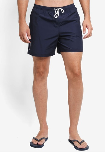 Jack Wills navy Branwell Swim Short 2B6AFUSF696E36GS_1