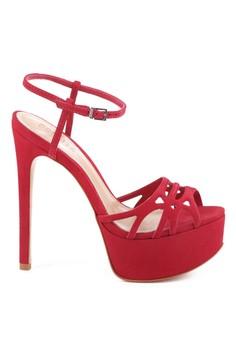 Schutz Paula High Heeled Sandals