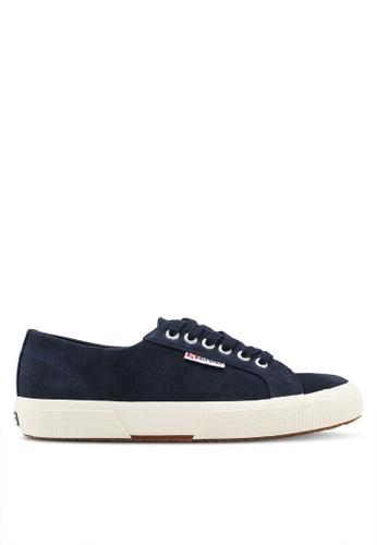 Superga blue Fglu Sneakers CC126SHEE6BD3DGS_1