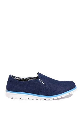 Dr. Kevin navy Dr. Kevin Men Casual Shoes 13305 - Navy DR982SH0URXPID_1