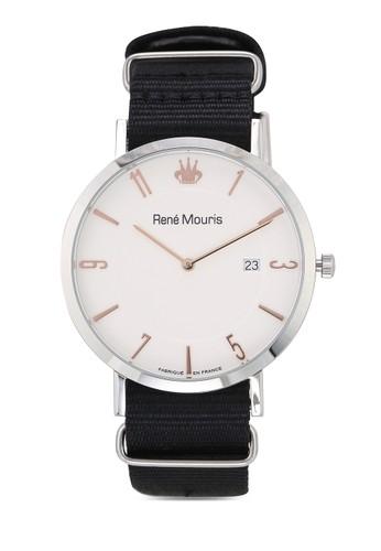 René Mouris multi L'Emporter - 41mm Classic Quartz Watch ED341ACBB16DD9GS_1