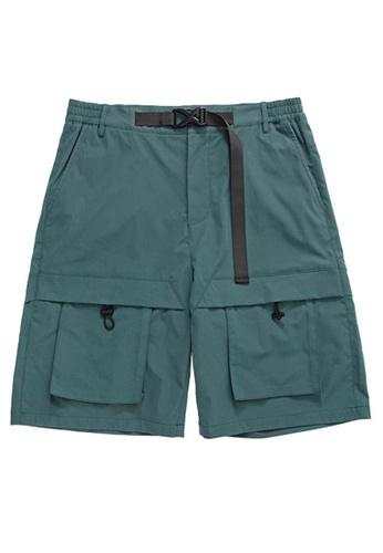Twenty Eight Shoes Functional 3D Pocket Tooling Shorts 3070S20 D7CF4AA2416DCCGS_1