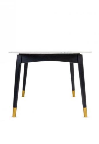 Choice Furniture black Choice Furniture - Draper Dining Table 29B72HL7C3DB48GS_1