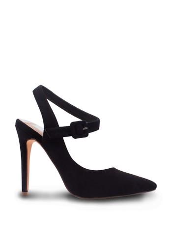 Karen&Chloe black Sepatu Wanita High Heel Hitam KA772SH15RWUID_1
