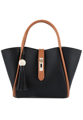 KRIZO black Women's Top Handle Bag KR476AC44FGXMY_1