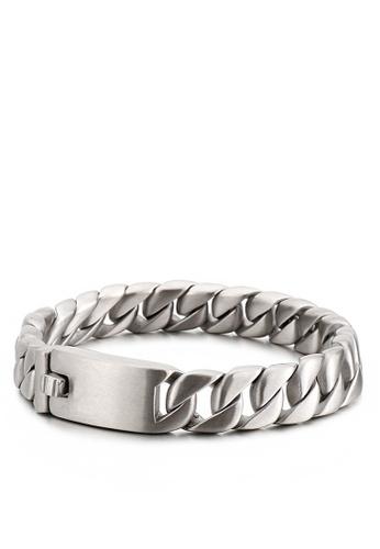 HAPPY FRIDAYS Titanium Steel Bracelet KL23389 D268BAC1B507E8GS_1