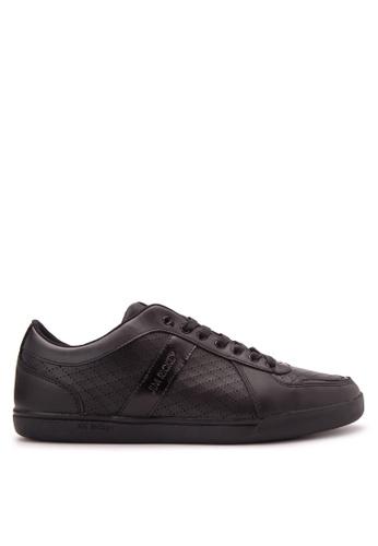 Jim Rickey black Walcott Sneakers JI829SH47POMPH_1