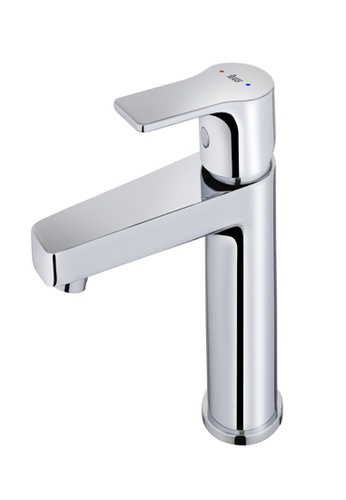 Teka Sink silver Manacor Single Lever Basin Mixer B13B3HL5C8656FGS_1