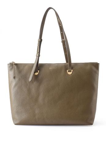 Coccinelle 綠色 Lea 托特包 Bag 93E23AC886B6FEGS_1