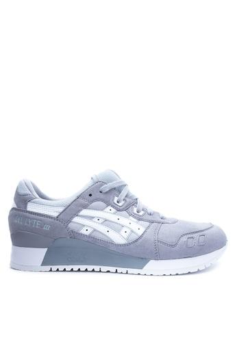 ASICSTIGER white Gel-Lyte  III Sneakers AS118SH78INHPH_1
