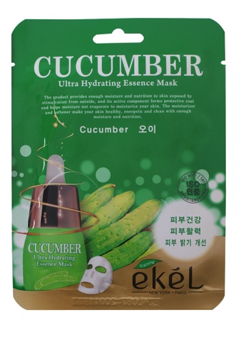 Ekel Cucumber Ultra Hydrating Essence Mask 02EE1BE480DBAEGS_1