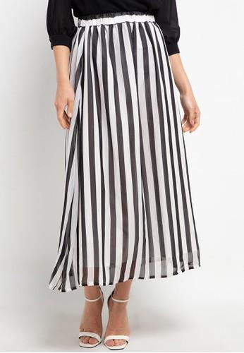 Wishful black Lana Skirt 3F255AAD2A39D7GS_1