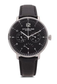 80f37473102 Stuhrling Original black Men s Quartz Watch ST251AC0S05KMY 1