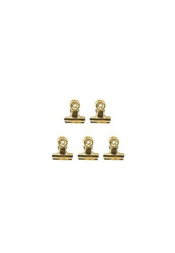 DILAS HOME gold 5x Metallic Clip (Gold) - Clip 2 cm E3202HLB5358E8GS_1