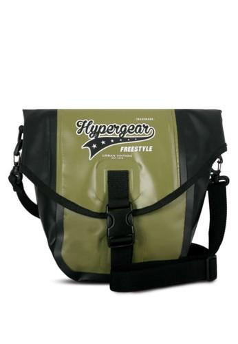 Hypergear 翻蓋口袋斜背esprit分店包, 包, 飾品配件
