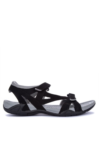 Krooberg black Lady Y2 Flats 9FDC8SH7FC1489GS_1