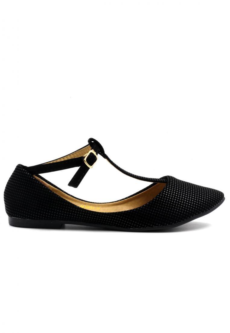 Tokyo Shoes Elle MS833-37 Ballet Flats
