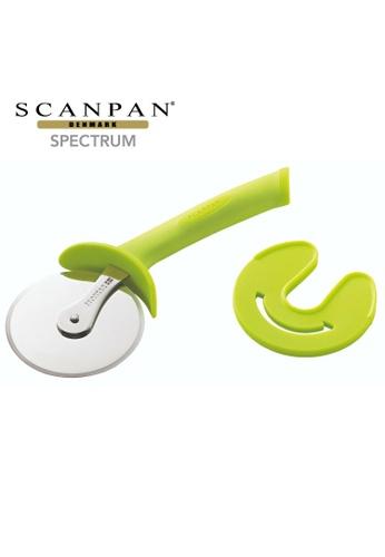 SCANPAN green SCANPAN Spectrum Pizza Cutter (Green) 7C951HL030D9A2GS_1