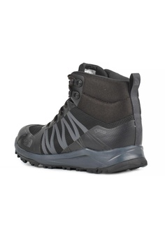 99209b857cd The North Face TNF W LITEWAVE TRACKER MID GTX TNF BLACK EBONY GREY S   226.00. Available in several sizes