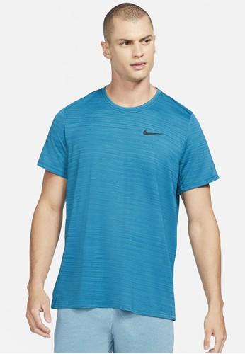 Nike green Men's DF Superset Top B2883AA42BDC2EGS_1