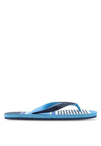 OVS blue Beach Sandals 63D4FSHBFBBA04GS_1
