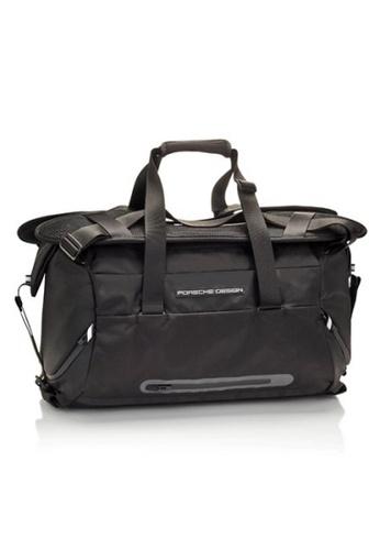 Porsche Design black Black Sport Duffle Bag PUMA x Porsche Design Nylon Sporty Fashion Multifunctional Multipurpose 62F83AC44562BAGS_1