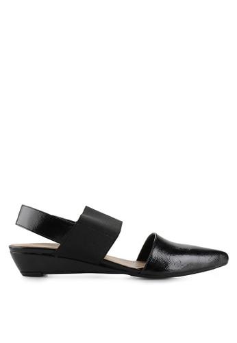 prima classe black Flatshoes Slingback-KENZO-1618 PR763SH69OWCID_1