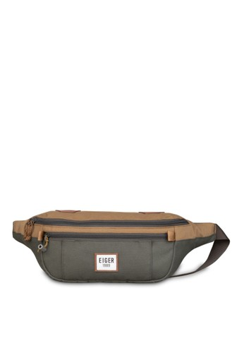 Eiger green 1989 Nativer Waist Bag 2B2B7AC280ADA3GS_1