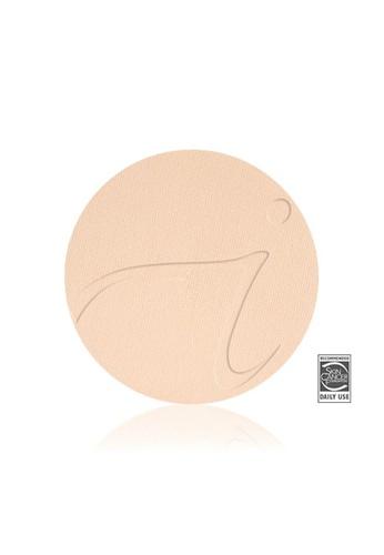 Jane Iredale pink Purepressed Base Pressed Powder SPF20 (refill)- Amber JA379BE57MOWSG_1