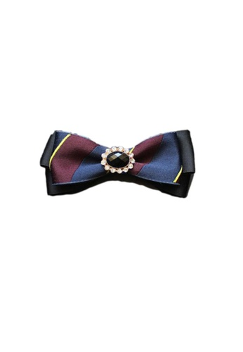 Kings Collection blue Korean Style Bow Tie (UPKCBT2007) 2658FAC449ED8FGS_1