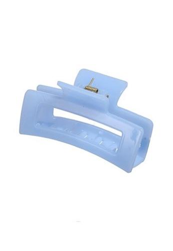 Glamorbit blue Blue Messy Hair Claw Clip D7163AC0B515C2GS_1