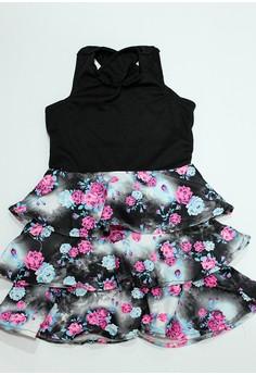 Nicole Layered Dress