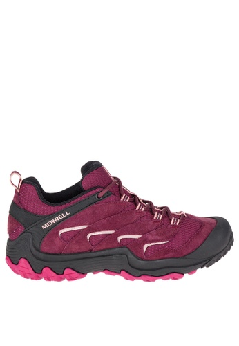Merrell purple CHAM 7 LIMIT ABF9DSH66A2E07GS_1