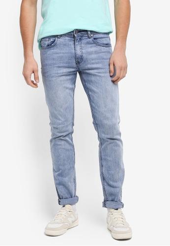 Cotton On blue Slim Fit Jeans 19C90AA49D88C3GS_1