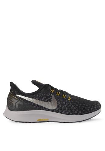 buy popular dfd32 cffe6 Nike black Nike Air Zoom Pegasus 35 Shoes 07334SH03B660BGS 1