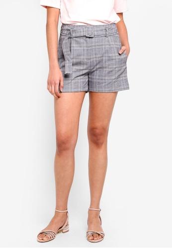 ESPRIT grey Woven Shorts 8F91CAA20A349AGS_1