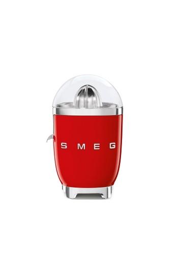 SMEG CJF01RDUK Citrus Juicer, Red 17D3AHL0FCEC9EGS_1