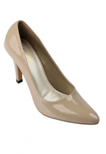CLAYMORE gold High Heels MZ - 09 Cream CL635SH77VIKID_1