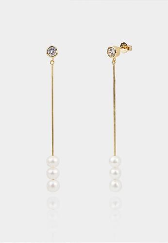 monojewelry ORBS PEARL EARRINGS 7C366ACC57CC31GS_1
