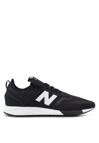 New Balance black 247 Lifestyle Essential Pack Shoes EA5EESHEEFBD9CGS_1