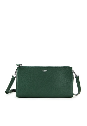 Picard green Picard Bingo Mobile Pouch in Green F14A9AC501FC35GS_1