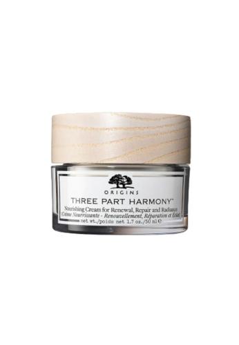Origins Origins THREE PART HARMONY Nourishing Cream For Renewal, Repair And Radiance 11B74BE9330D98GS_1