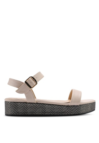 Divine Factory beige Neha Wedges CC8BDSH9F0AD6AGS_1