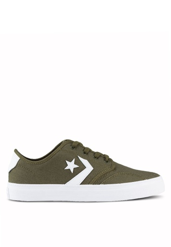 Converse green Cons Zakim Lifestyle Sneakers Ox CO302SH46UOZMY_1