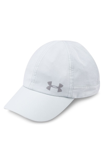 Under Armour green UA Fly By Cap A7F74ACE8ADC0FGS_1