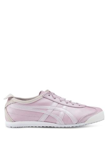 Onitsuka Tiger pink Mexico 66 Shoes BF508SH0E090C0GS_1